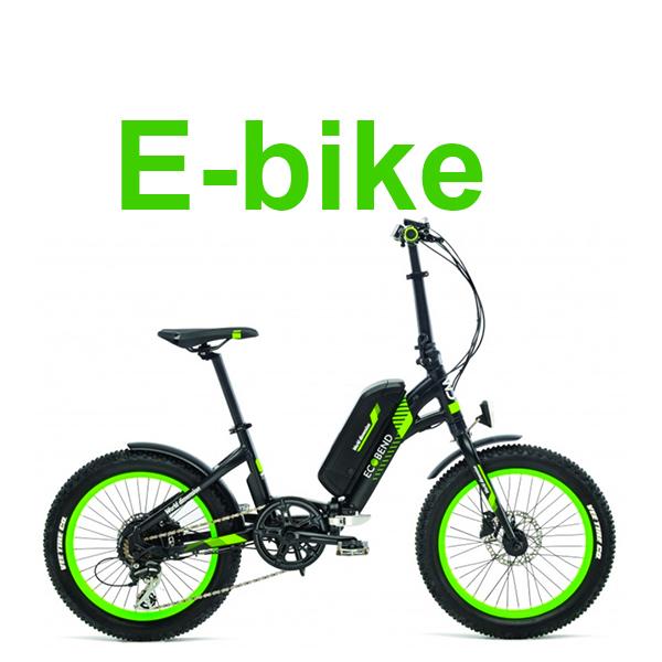 E-bike_categorie